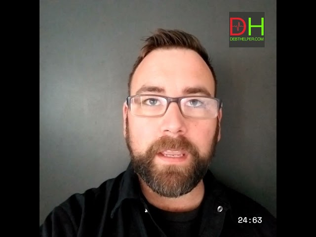 Cody's Debt Management Success Story - Getting Debt Free with Debthelper.com