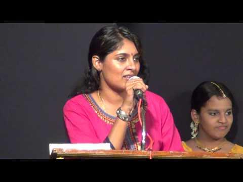 Charulatha Mani's song