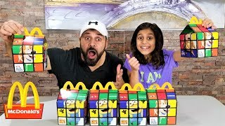 Don't Choose The Wrong McDonald's Happy Meal Slime!!!