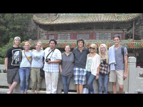 Around The World | DTS Outreach 2012 | YWAM Sunshine Coast Australia