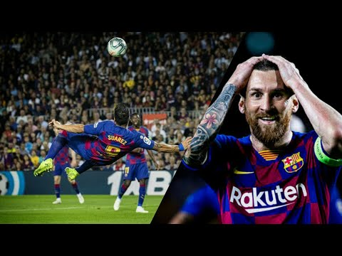 Look at these CRAZY Goals by FC Barcelona players in 2019 - HD