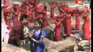 Sansaar Nai Bhule Maile Maya Base Pachhi - Movie  Santan Ko Maya.flv