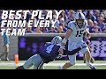 Best Play From Every College Football Team 2019-20 ᴴᴰ