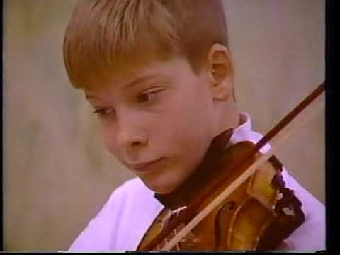 Toll Gate Grammar School  96-97, Alex Chaleff on violin