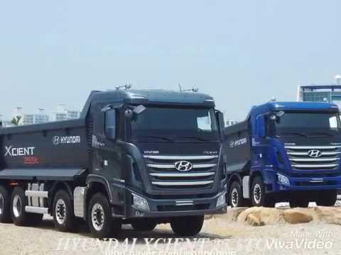 Hyundai xcient 27ton v 25,5 ton cht khng c c b c