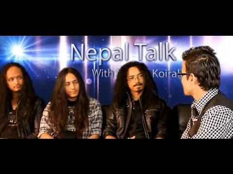 The Shadows Nepal on Nepal Talk with Madan Koirala - Episode 4