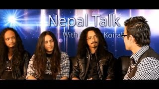 The Shadows Nepal on Nepal Talk with Madan Koirala - Episode 4