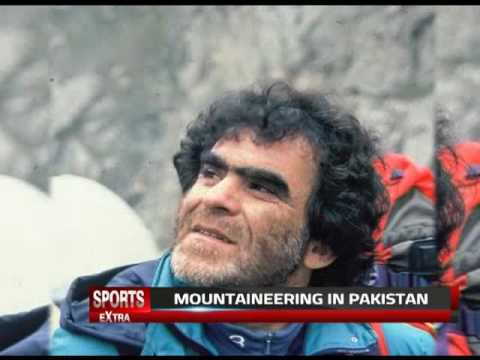 Sports Extra Special Mountaineering in Pakistan
