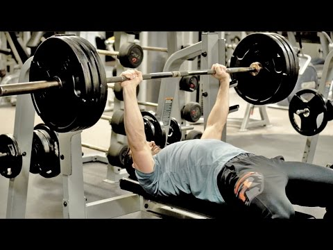 How I Increased My Bench Press 30lbs in 4-Days!