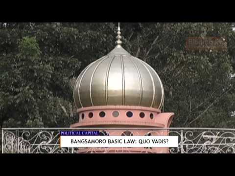 POLITICAL CAPITAL | Ep18 | Bangsamoro Basic Law