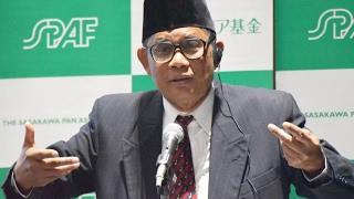 「イスラム社会における社会貢献のかたち ―インドネシア発ドンペットドウアファの挑戦―」