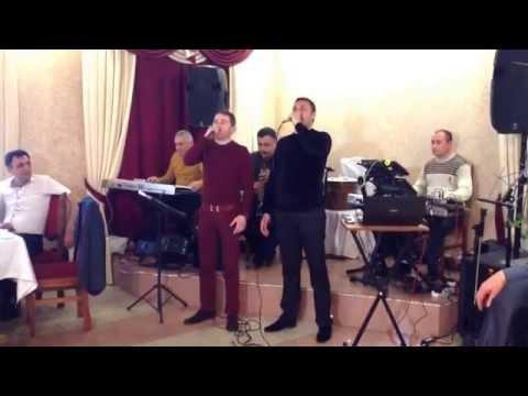 Саргис Антонян и Армен Мхитарян !Тюмень!!!