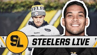 Conner Injury Update, Pro Bowlers, Haden's Award | Steelers Live