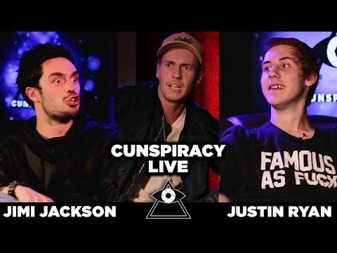 Jimi Jackson (ft. Justin Ryan) - Cunspiracy with Josh Wade #020