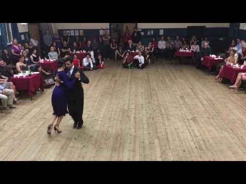 Adrian and Amanda Costa - Edinburgh Tango Society Oct 2016 - 3/4