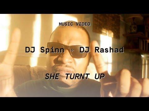 DJ Spinn / DJ Rashad -