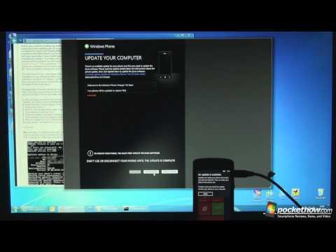 How To Update Any Windows Phone 7 To Mango Beta 2   Pocketnow