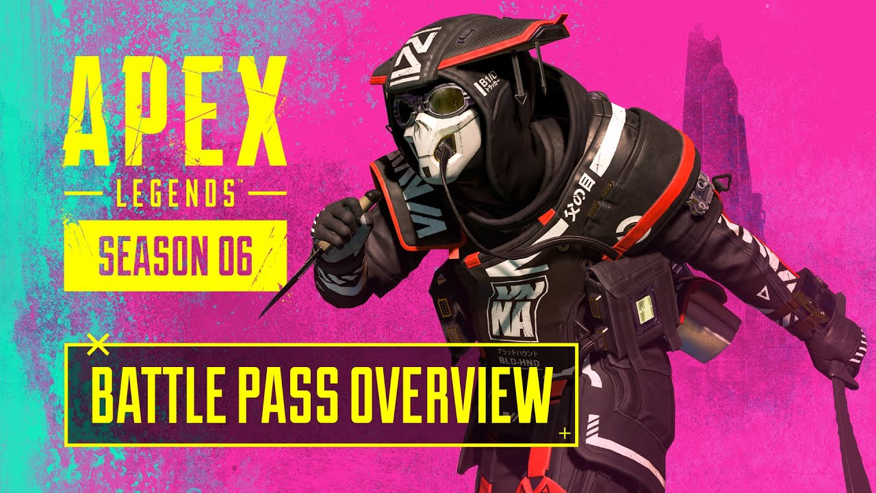 Apex Legends Season 6 – Battle Pass Trailer
