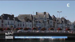 Le Croisic, une cité au charme préservé