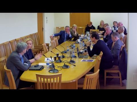 2018-11-14 Švietimo ir mokslo komiteto posėdis