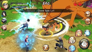 Best Naruto Games for Android of All Time