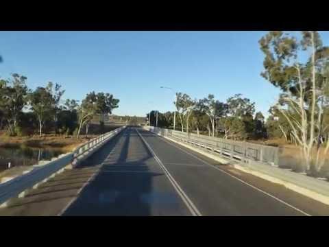 Toowoomba to Windorah Queensland Australia