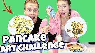 Das große Battle: Pancake Art Challenge  😏🥞 | BibisBeautyPalace