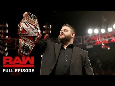 WWE Raw Full Episode, 5 September 2016