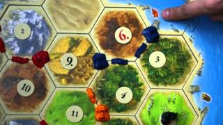 How to play Catan