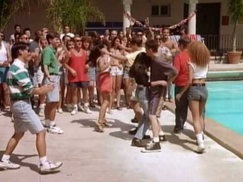 Beverly Hills, 90210 - Dance Party