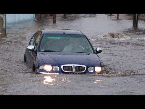 Powódź w Pabianicach