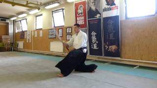 zagi suburi happo/8 directions/ nyolc irány [TUTORIAL] Aikido basic weapon technique