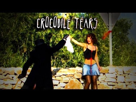CROCODILE TEARS - Original song & videoclip by the Crocodile (and Mila)