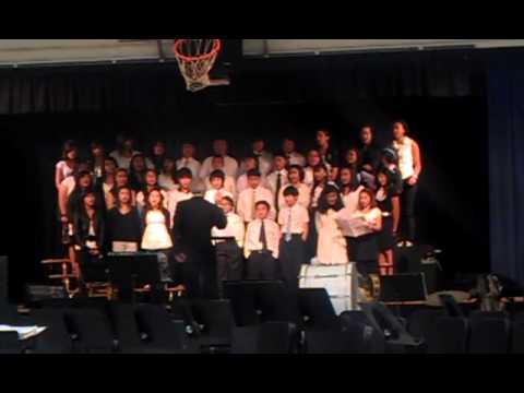 Westborough Middle School Choir, Peanut Gallery