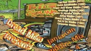 Jamaican Riddim Mix Vol 4