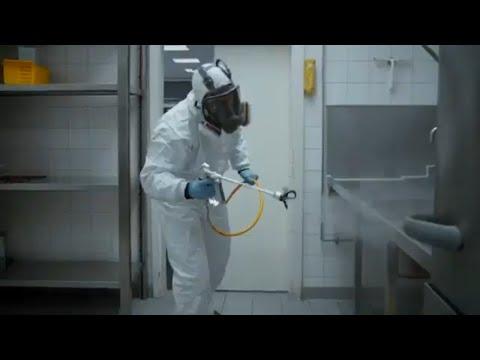 Disinfezioni Di Superfici Wagner Vs Coronavirus Youtube