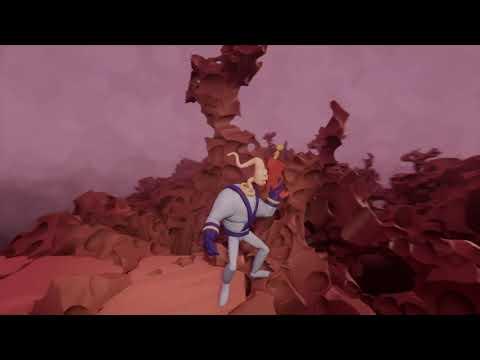 Dreams PS4 Earthworm Jim