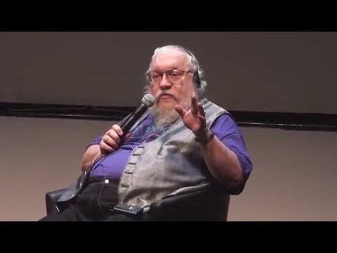 George RR Martin on How to be a Great Writer