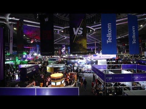 rAge Expo 2017 - eSports, Games & Tech