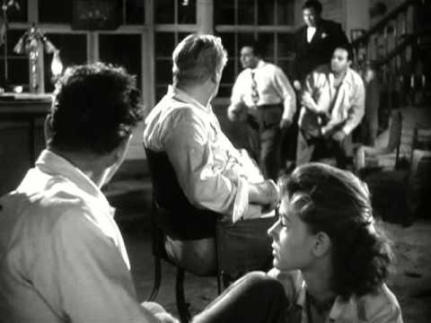Key Largo (1948) - Humphrey Bogart - Lauren Bacall