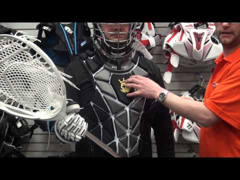 Proper Fitting For Lacrosse Goalie Gear