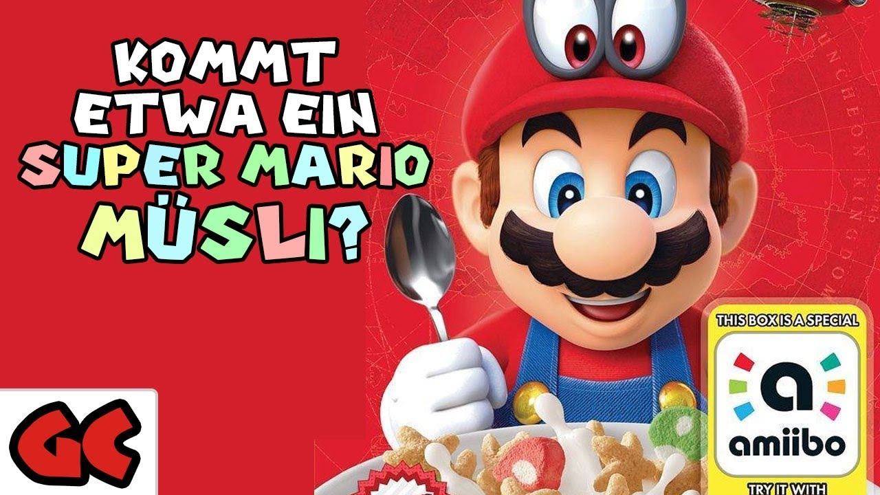 Ich wähle dich Mario Cover
