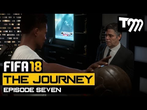 ALL GONE WRONG!!! - FIFA 18 THE JOURNEY #7