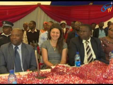 Bambitje Chiefdom development plan has been official launch
