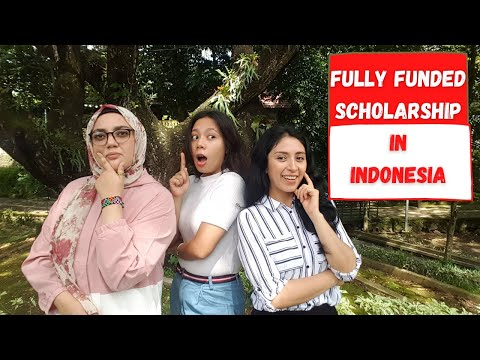 KNB scholarship : fully funded scholarship in INDONESIA