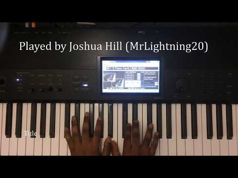 Change Me Tamela Mann Piano Cover