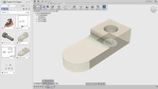 Урок №6 – Моделирование сложной детали во Fusion 360