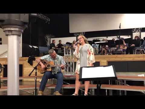 Harrah Middle School Spring Concert