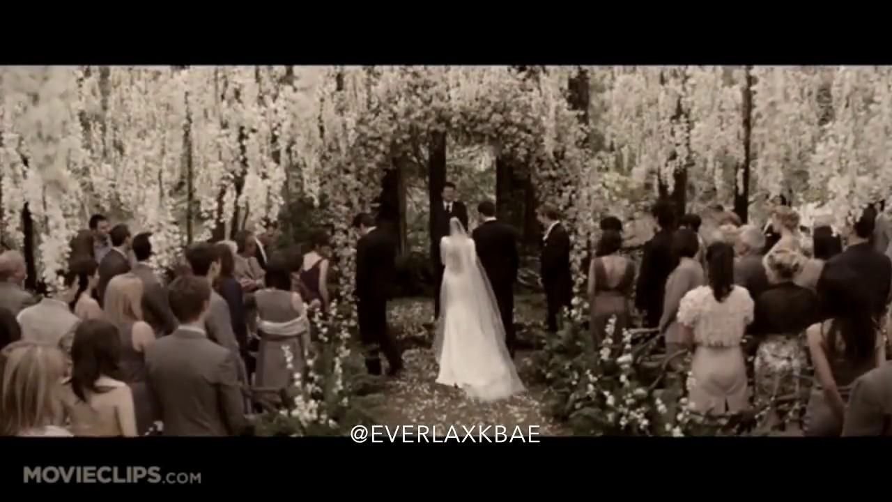 Infinity //Wedding Peeta Katniss// - YouTube