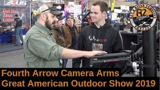 Fourth Arrow Camera Arm - Great American Outdoor Show 2019